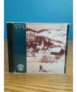 Very Rare Vintage 1995 Starbucks Winterludes - Angel Holidays CD Music - $12.82