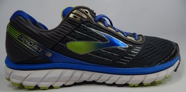 Brooks Ghost 9 Size US 14 M (D) EU 48.5 Men's Running Shoes Gray 1102331D060