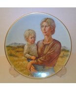 """Promises to Keep"" ARTIST SIGNED Ltd Edition Collector Plate by Irene Sp... - $5.95"