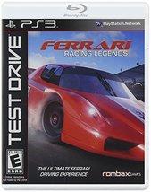 Test Drive: Ferrari Legends - Playstation 3 [video game] - $13.81