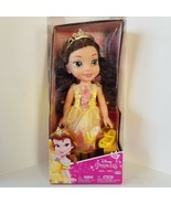"""My First Disney Princess Belle 14"""" Explore Your World Toddler Doll Age 3... - $31.92"""