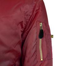 Men's Premium Multi Pocket Water Resistant Padded Zip Up Flight Bomber Jacket image 10