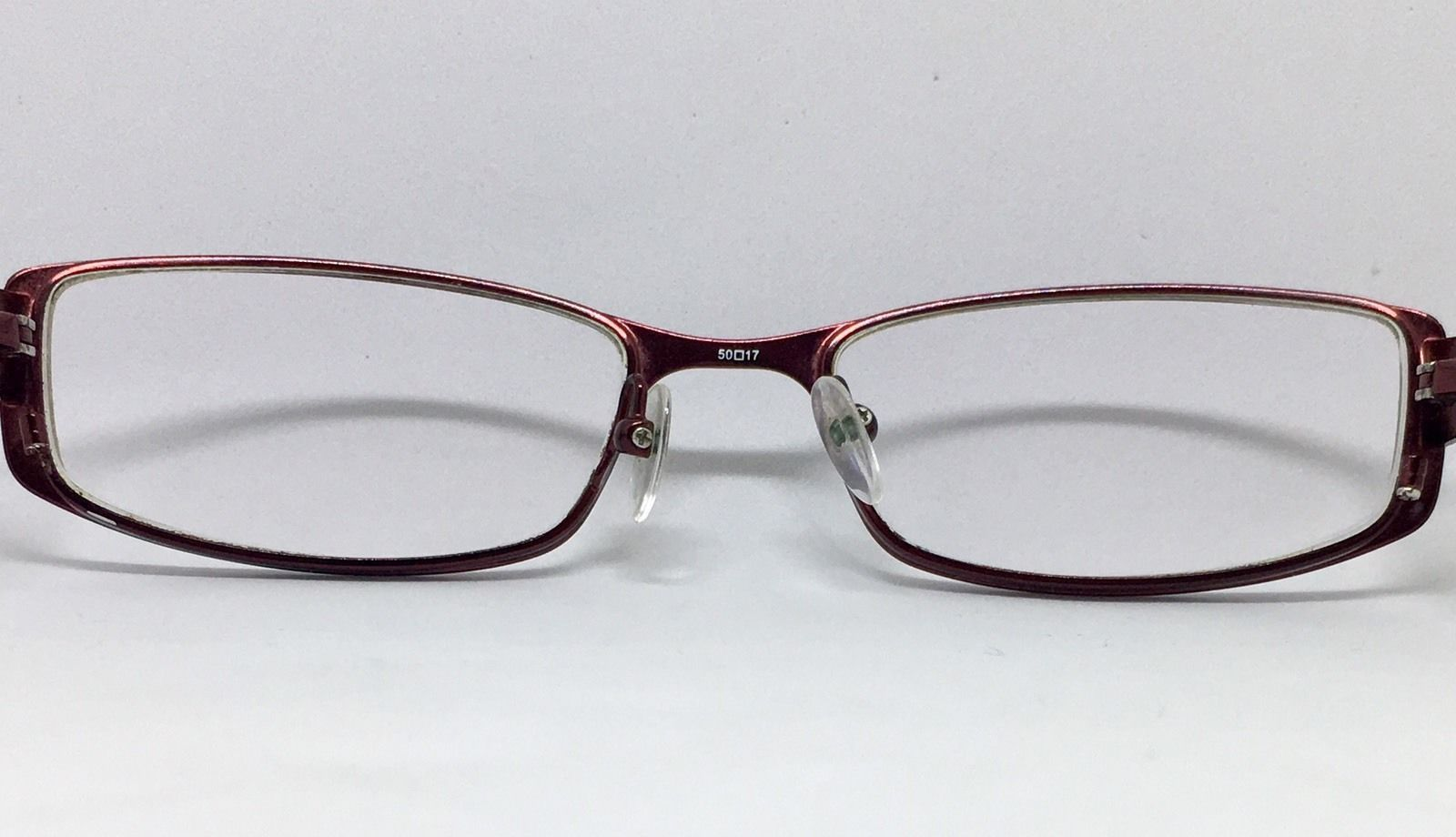 JILL STUART Eyeglasses Frames Bronze Metal and 12 similar items