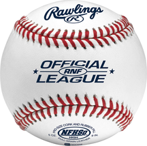 Rawlings Raised Seam Adult/High School Nfhs Official League Baseballs, 1... - $90.08