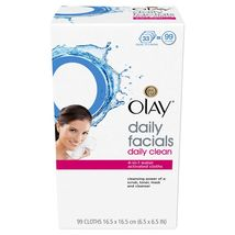 Olay 4-in-1 Daily Facial Cloths, Normal Skin (99 ct.) - $24.99