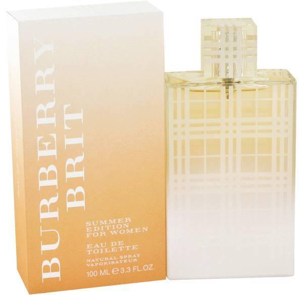 Aaaaaburberry brit summer perfume