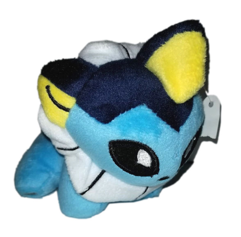 "Pokemon ""Chibi Vaporeon"" Anime UFO Catcher / Plush * Nintendo"