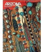 Arizona Highways - 1975 March - NATIVE AMERICAN JEWELRY - $18.00