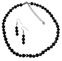 The Least Expensive Pearl Wedding Bridesmaid Party Jewelry Black Pearl - $12.08