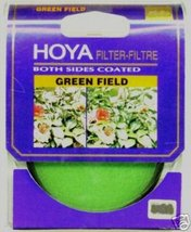 Hoya 72mm Green Field ~MONO COATED ~ MADE IN JAPAN ~New - $32.13