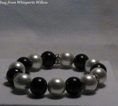 Tuxedo Bracelet - $9.00
