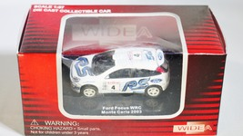 Widea 1 87 die cast collectible car   ford escort wrc   monte carlo 2003   no. 4   06 thumb200