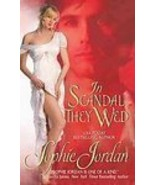 In Scandal They Wed by Sophie Jordan (2010 Hard... - $6.00
