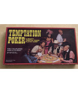 Vintage Temptation Poker Board Game1982 - $10.00