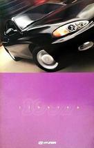 1997 Hyundai TIBURON sales brochure catalog HUGE 97 US FX - $8.00