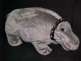 "18"" Rare Folkmanis Bert Farting Hippo Hand Puppet Plush Toy CBS Studios ... - $140.24"