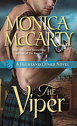 The Viper by Monica McCarty (2011, Hardback Book) Historical Romance