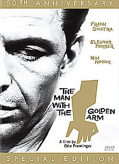 Primary image for The Man with the Golden Arm (DVD, 2005, 2-Disc Set/ ...