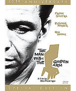 The Man with the Golden Arm (DVD, 2005, 2-Disc Set/ ... - $9.99