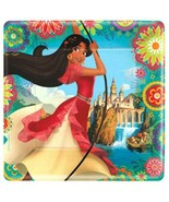 """Elena of Avalor 8 9"""" Lunch Plates Birthday Party - $5.24"""