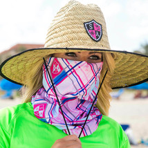 2 Pack Salt Armour SA Tax Collector Face Shield Sun Mask Balaclava Neck Gaiter