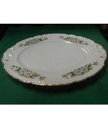 "Beautiful JACKSON Cina ""Featherweight"" PLATTER 13.5"" x  9.5"" - $17.41"