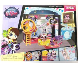 Littlest Pet Shop Fun Park Hasbro Jebbie Cho New Sealed Littlest Pet Shop - $49.99