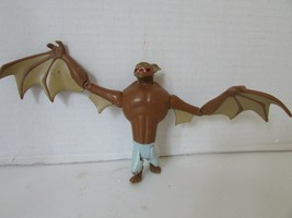 "Vtg 1993 Kenner Actionfigur Man-Bat Dc Comics 5 "" Groß Batman Produktreihe L214 - $10.97"