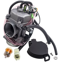 Carburetor and Plug for Kawasaki 1999 - 2002 PRAIRIE KVF300A - $49.70