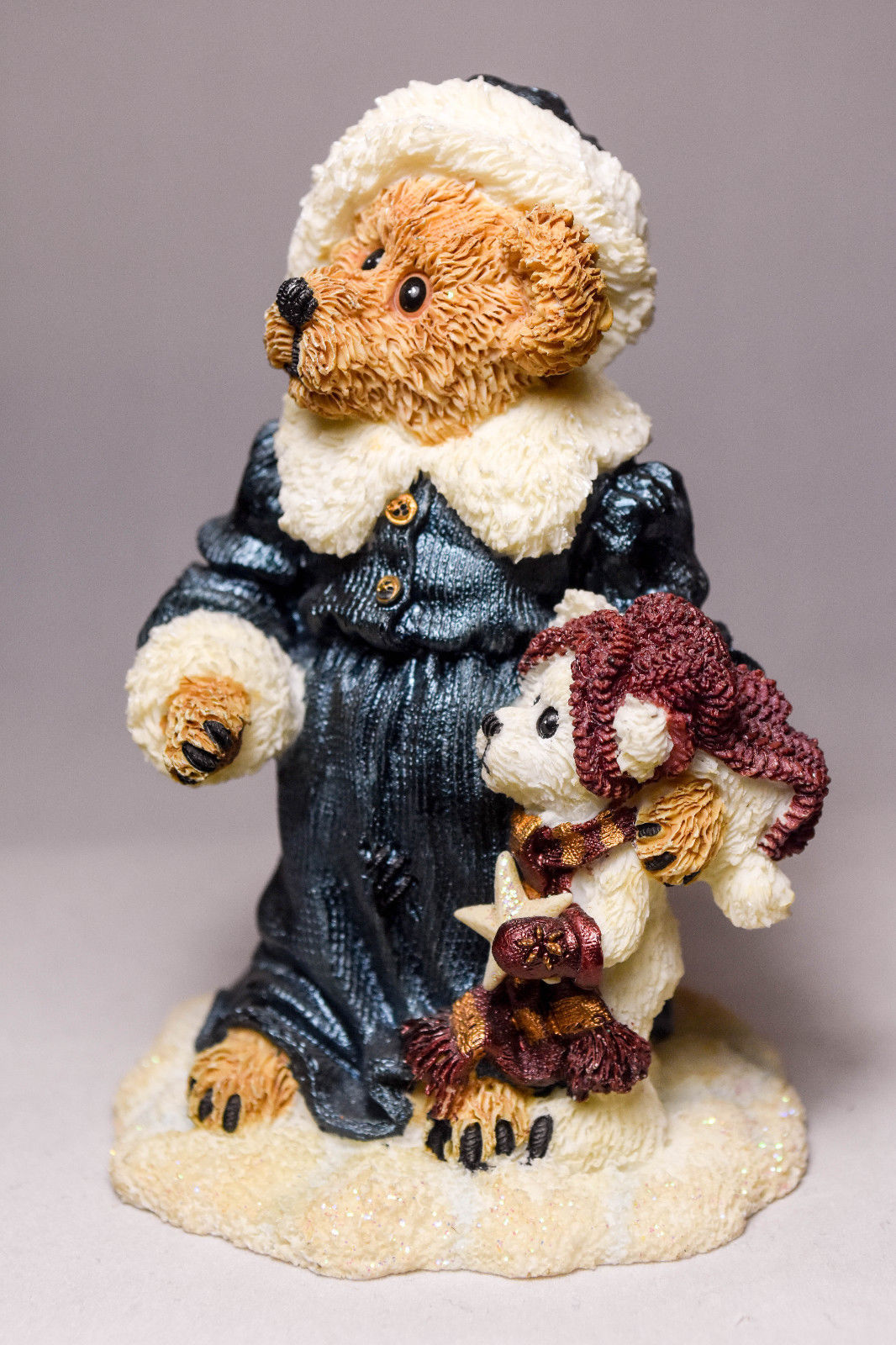 Boyds Bears: Genevieve Berriman With Brady - Style #22837 - Catch A Falling Star image 7