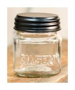 Mason Jar Set of 6 Spice Crafts Gifts Candle Making Farmhouse Decor Kitchen - $39.59