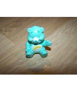 """Mini Wish Bear Care Bear PVC Toy Figure Cake Topper Wishing Star 1.5"""" EUC - $8.00"""