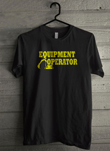 Equipment Operator Men's T-Shirt - Custom (3480) - $19.12+