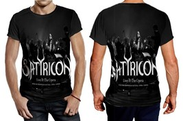 SATYRICON LIVE AT THE OPERA TEE MEN - $21.80