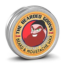 The Bearded Goon's Ridiculously Strong Beard and Handlebar Mustache Wax - 1oz 30 image 11