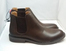 Tommy Hilfiger Ontario 2 Ankle Boots Medium Brown Color 8283 Size 9.5  - $89.00