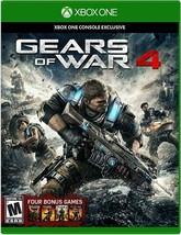 Gears of War 4 - Xbox One - $13.94
