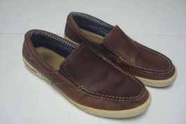 3b7b52dbb GH Bass Mens Loafers Sz 12M Slip On Casual Leather Brown -  10.88