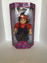 "MY PALS KIDS DOLL BEAN BAG, CHARACTER FACES GIGO Toy 12"" Tall - $6.25"