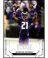 2015 Leaf Draft #38 Marcus Peters NM-MT - $0.75