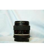 Nikon Micro-Nikkor 55mm f2.8 AI-S Macro Lens -TESTED- Great Bokeh -SLR +... - $65.00
