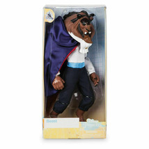"""NEW Disney Store Beast Classic Doll 12"""" Beauty And The Beast  - $18.69"""