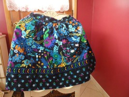 Vera Bradley Whats cookin apron in Midnight blues pattern - $23.00