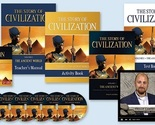 The story of civilization vol. 1   the ancient world  complete set  thumb155 crop