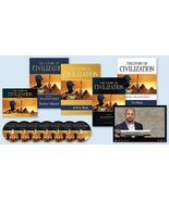 The Story of Civilization: Vol. 1 - The Ancient World (Complete Set) - $149.95