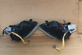 03-04 Nissan Altima Xenon HID Headlight Head Light Lamps Set L&R - POLISHED image 6