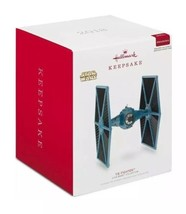 HALLMARK 2018 Power Cord Ornament TIE FIGHTER Star War Collection NEW Sh... - $59.99
