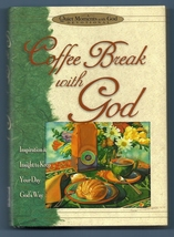 Coffee Break With God Inspiration and Insight D... - $4.00