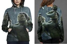 hulk so mad image Hoodie Women's - $44.99+