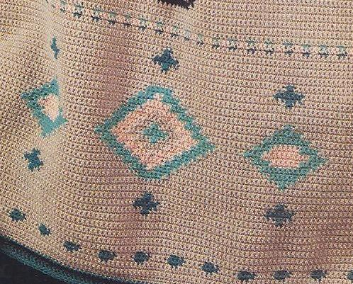 Rarenative American Afghan Crochet And 26 Similar Items